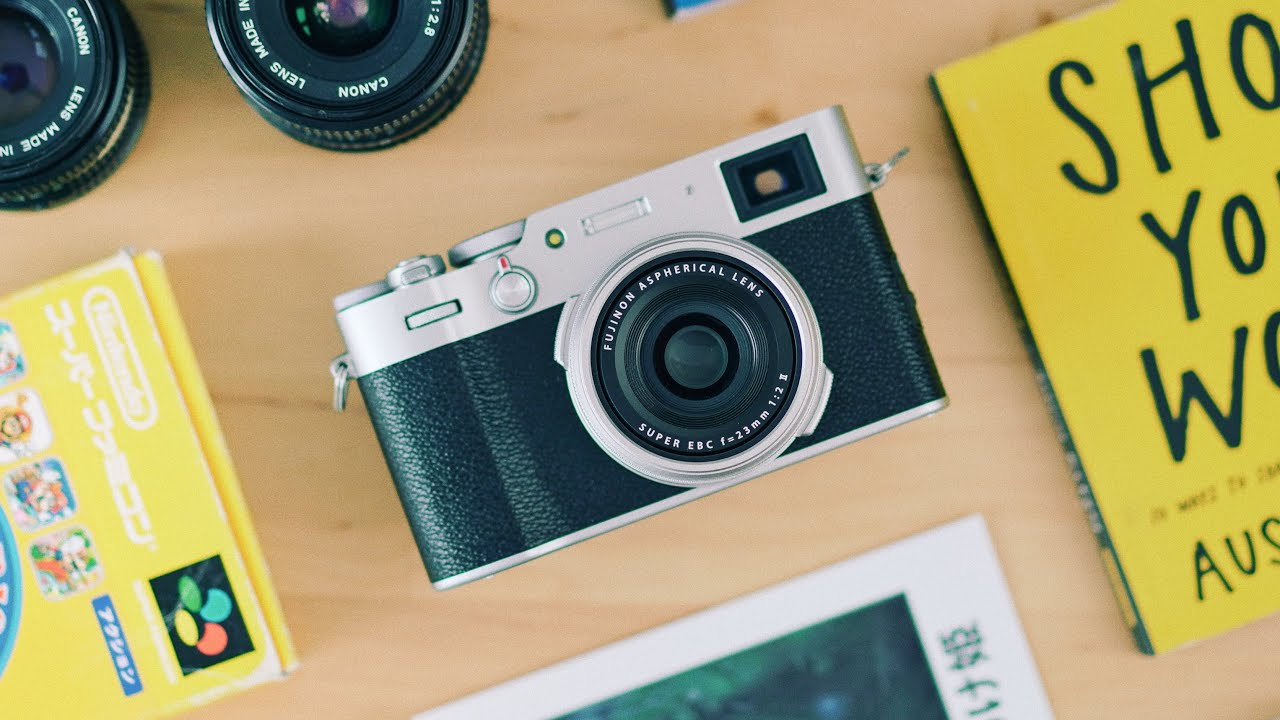 Fujifilm X100V Review   The BEST Compact Camera 2020