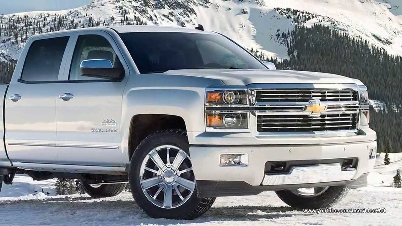 2014 Chevrolet Silverado High Country Interiors And Exteriors Youtube