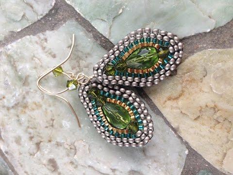 Spring Fling Earrings Part 1