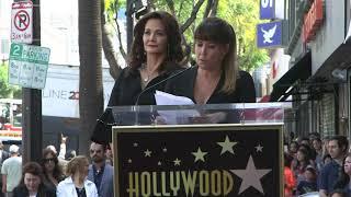 Patty Jenkins Honors Lynda Carter - Variety on YouTube