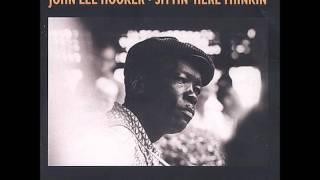 John lee Hooker - Sad And Lonesome