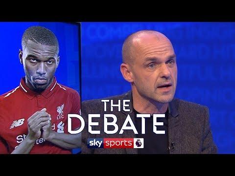 Should Daniel Sturridge have been picked in the England squad? | The Debate | Murphy & Schwarzer