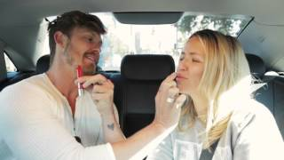 ELLE TV: Beauty Cab With Makeup Artist Max May