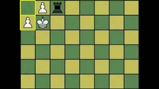 Chess Endgame: Using Underpromotion