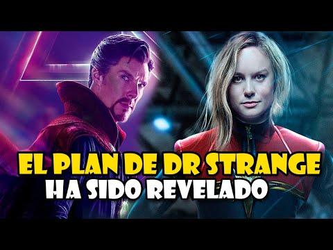 Dr. Strange VIAJÓ EN EL TIEMPO para contactar a NICK FURY | El plan de DR STRANGE | Willthur