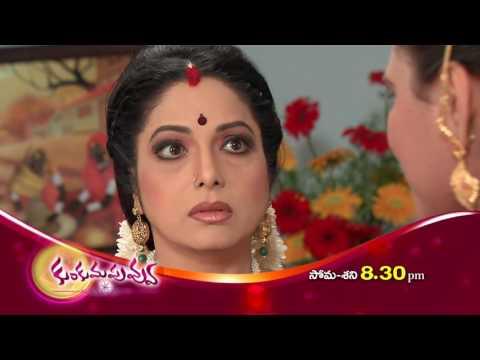 Kumkuma Puvvu ... Episode 110 Promo .... Today at 8:30 PM