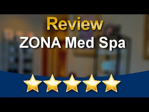 Best Health Spa in Scottsdale AZ ZONA Med Spa Terrific Five Star Review by Caitlin