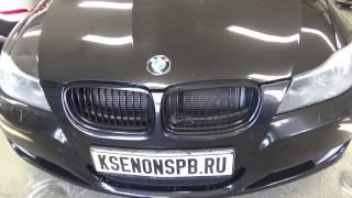 видео Фары и тюнинг BMW E90 седан