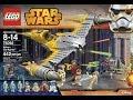 Lego star wars reviews:Naboo Starfighter (75092)