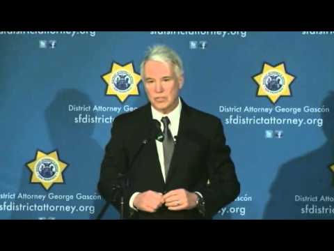 SF District Attorney George Gascon Inauguration & State of Public Safety 2016