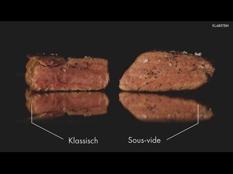 Sous Vide Gerate Von Klarstein Garen Wie Die Profis Youtube
