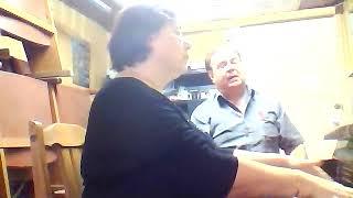 Народный Артист Анатолий Трофимович КапустинКапустин на репетиции ((2 сюжет)