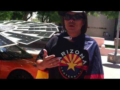 Solar Man Fights for Fair Net Metering!