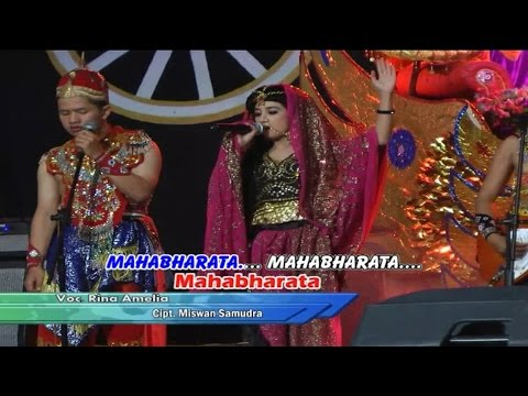 Rina Amelia - Mahabharata [Official Video Live]
