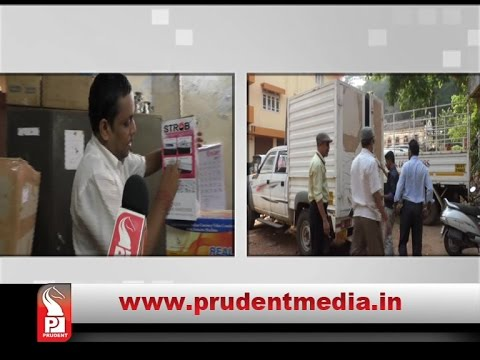 FDA RAID IN MAPUSA, WEIGHTS & MEASURES RAID IN TISWADI │Prudent Media Goa