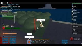 Shark killing and player despawn glitch | ROBLOX AA