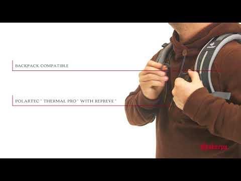 954964af9 Sherpa Adventure Gear Men's Sonam Hoodie - YouTube