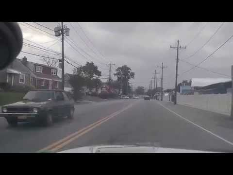 Everyday New York Life. POV video. Meadowbrook Parkway - Freeport NY. Scion Dashboard Cam Project