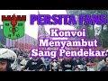 EVENT PERSITA: Pawai Penyambutan Tim Persita Tangerang