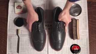 Cara Menyemir Sepatu Kulitmu | KIWI® Shoe Care
