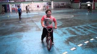 Proyecto Deportivo Especial Despertar - July bici sin pedales