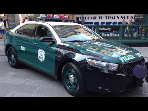 Exclusive Video Of A Brand New 2014 Ford Taurus Police Interceptor Painted In The Old 1970u0027s Colors & Exclusive Video Of A Brand New 2014 Ford Taurus Police Interceptor ... markmcfarlin.com
