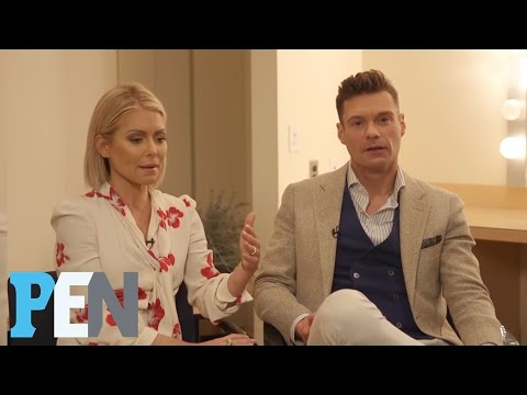 Ryan Seacrest Admits He Was Insecure About Other Live! Candidates | PEN | Entertainment Weekly