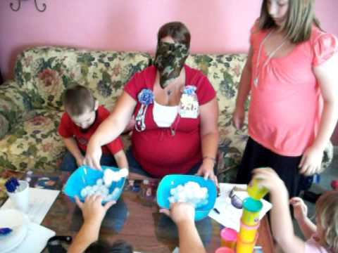 Baby Shower Game Youtube