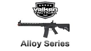 Valken Alloy Series AEGs Overview