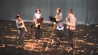 Takashi Yoshimatsu - Atom Hearts Club Quartet (except) 吉松隆 - ア...