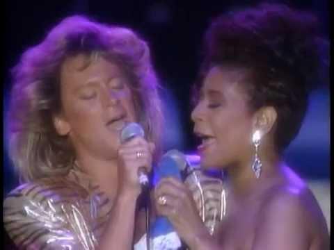 DANSE LASCIVE EN CONCERT ( DIRTY DANCING live In Concert ) 1988