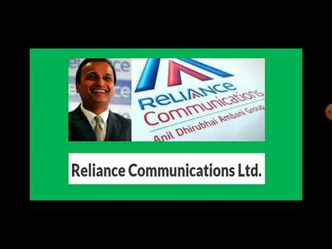 THE FALL OF RELIANCE COMMUNICATION !!! // $HARE MARKET // IN TAMIL