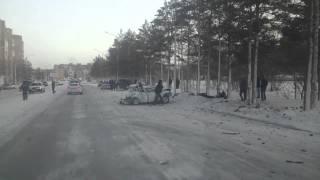ДТП в Темиртау(, 2015-01-05T06:02:58.000Z)