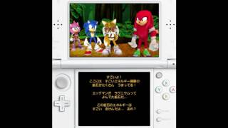 [Sonic Boom: Fire and Ice] - Japanese Cutscenes