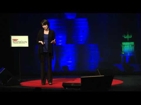 The five senses of place: Seré Prince Halverson at TEDxSonomaCounty