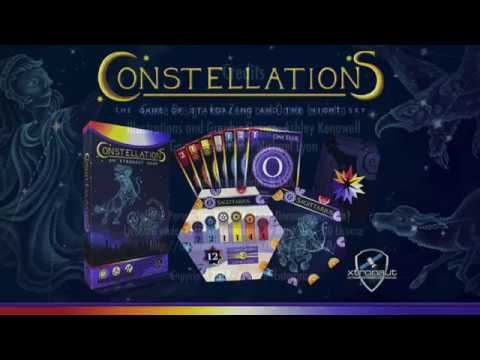Constellations: The Game of Stargazing and the Night Sky Kickstarter Video