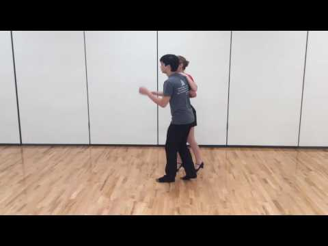 Lindy Hop Basic Lesson