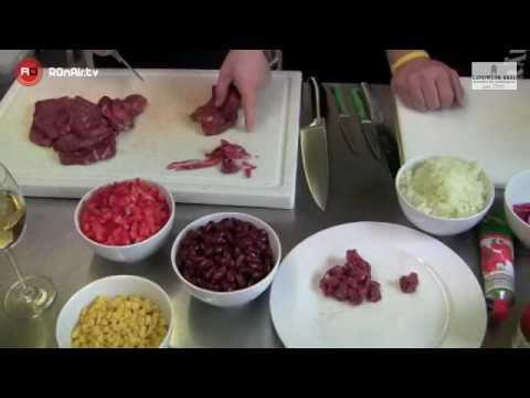 Kochen macht Spass! mit Manuel und Chili con Carne