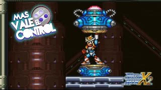 Mega Man X2: La técnica