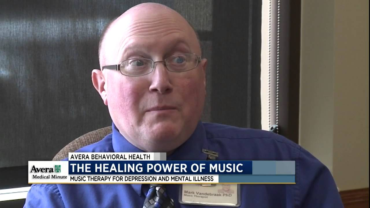 Music therapy for depression - Medical Minute