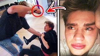 5 Pranks By Jake Paul That Went Too Far (Martinez Twins, Chance and Anthony)