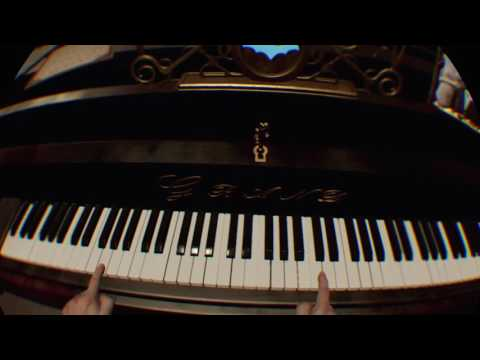 Sad Batman Playing Sad Pop Punk On Sad Piano