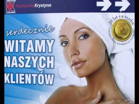 Hurtownia Krystyna Centrum łazienek Prezentacja Wideo Oferty Firmy Na Zumipl
