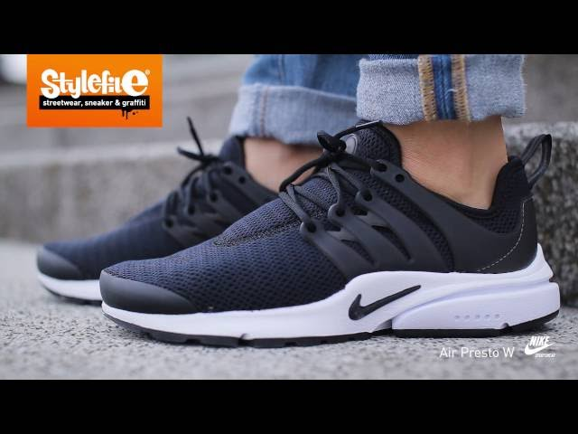 Nike Air Presto Women Sneaker black (On