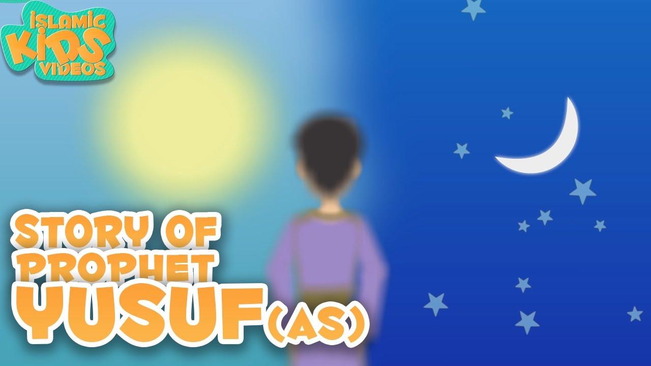 Download Prophet Stories In English | Prophet Yusuf (AS) | Part 1 | Stories Of The Prophets | Quran Stories