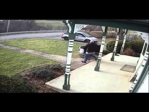 Frazer Township, PA burglary - REWARD for info!