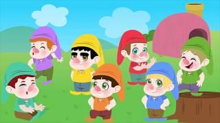 स्नो व्हाइट और सात बौने  - Stories For Kids | Snow White And The Seven Dwarfs | BulBul Kids