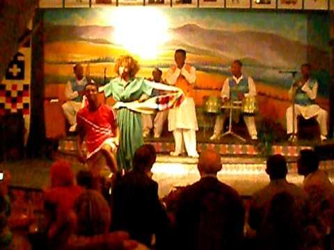 Yoda Abyssinia Cultural Restaurant's Ethiopian Hager Bahil Zefen (Cultural Music) by Teddy A.K.