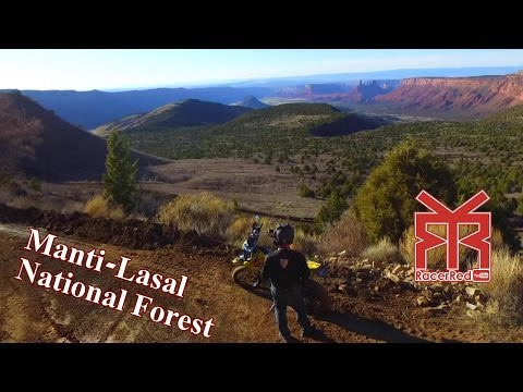 Amazing ride to Manti-Lasal National Forest - Castle Valley Utah