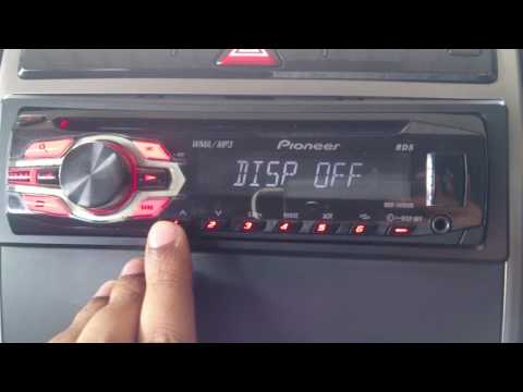 DIY - Tune FM Radio Stations Into Car Stereo Pioneer Single Din